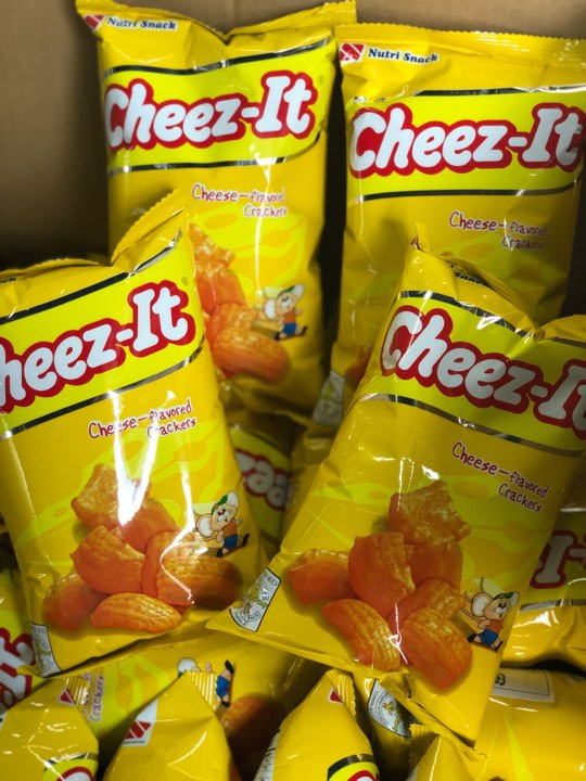 Cheez-It Cheese Snack