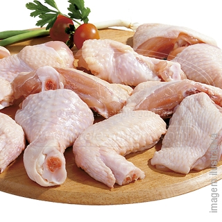 Chicken mixed cuts 0.9-1.1 kgs