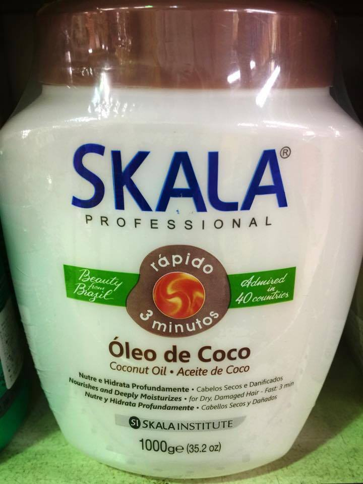 Skala Coconut Oil Treatment 1kg