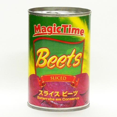 MagicTime Beets Sliced 454g