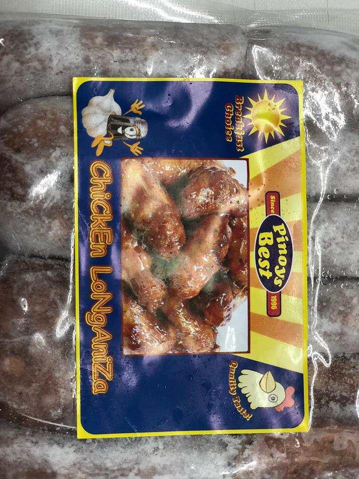 Pinoy is Best Chicken Longaniza 500g