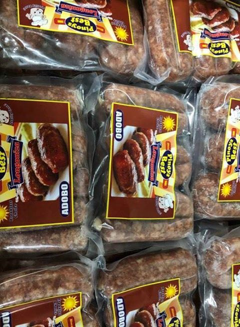 Pinoy is Best Longaniza ADOBO 300g