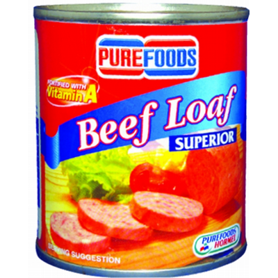 Purefoods Beef Loaf 200g