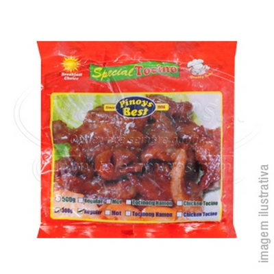 PINOY BEST Tocino 300g SPICY