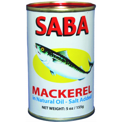 Saba Mackerel 155g