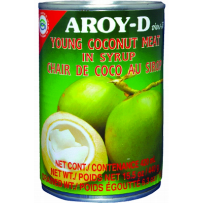 Aroy-D Coconut Meat 440g