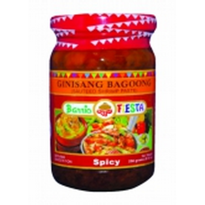 Barrio Fiesta Bagoong Spicy (Small) 250g