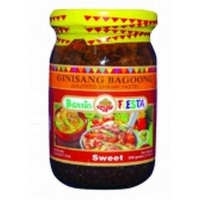 Barrio Fiesta Bagoong Sweet (Small) 250g