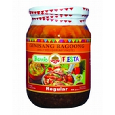 Barrio Fiesta Bagoong Regular (Large) 500g