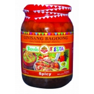 Barrio Fiesta Bagoong Spicy (Large) 500g