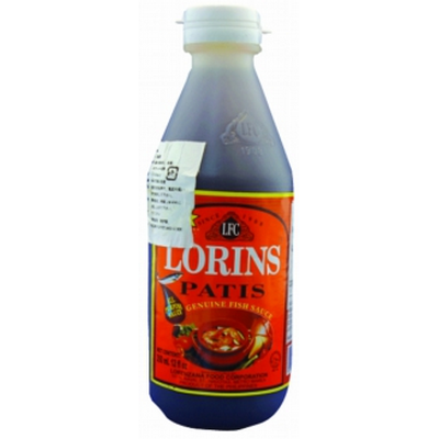 Lorins Patis (Small) 350ml