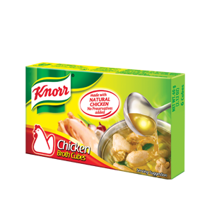 Knorr Chicken Cubes (Small) 20g