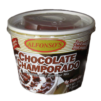 Alfonso's Chocolate Champorado 55g