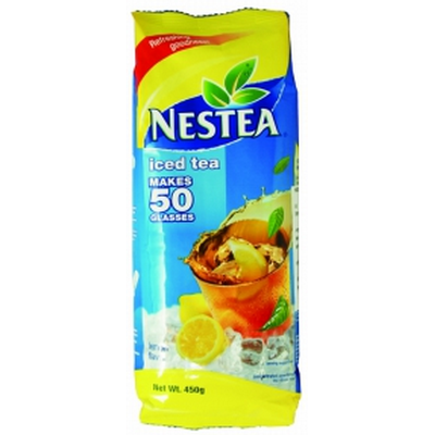 Nestea Iced Tea Lemon Powder Mix 400g