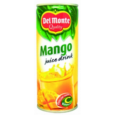 Del Monte Mango Juice 240ml