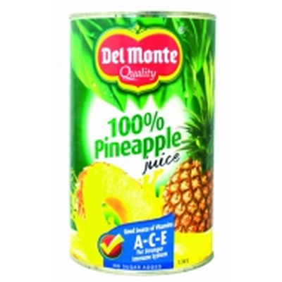 Del Monte Pineapple Juice 1360ml