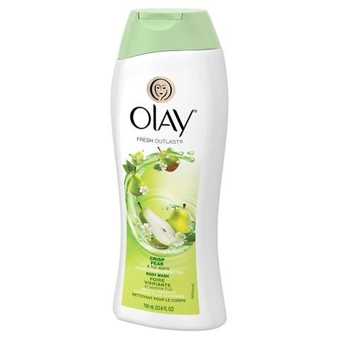 OLAY CRISP PEAR BODY WASH