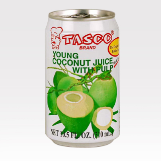 Tasco Coconuts Juice with Pulp 310ml