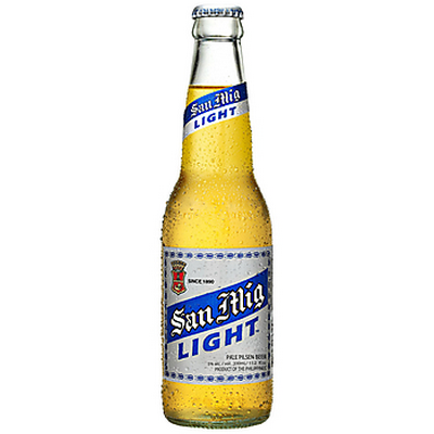 San Miguel Light Beer 330ml