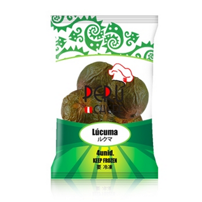 Perú Cheff Whole Lúcuma 500g