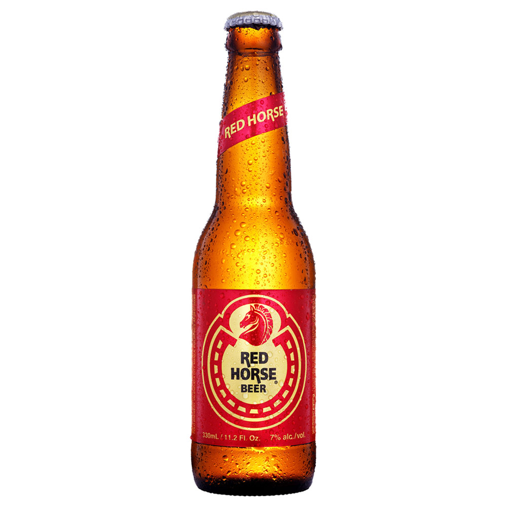 RED HORSE BOTTLE