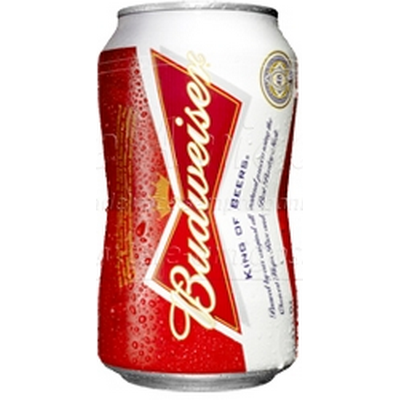 Budweiser Beer 350ml