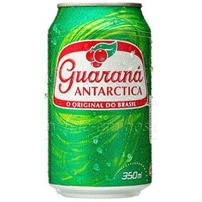 Antarctica Guaraná 350ml