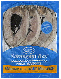 Sarangani Marinated Bangus 3 Pcs  pack