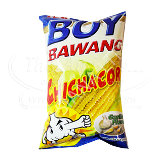 Boy Bawang Chichacorn 100g