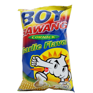 Boy Bawang Garlic Flavor 100g