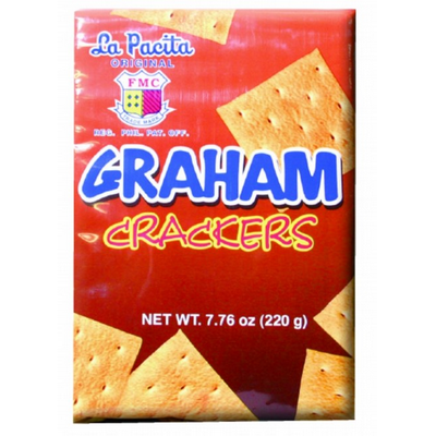 La Pacita Graham Crackers 220g