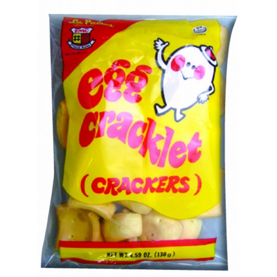 La Pacita Egg Cracklet (Large) 130g