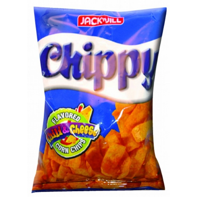 Chippy Chili Cheese 110g
