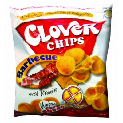Leslie's Clover Barbecue 55g