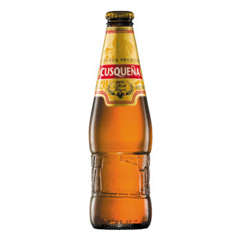 Cusqueña Beer 355ml