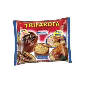 Panco Trifarofa Seasoned Cassava Flour 400g