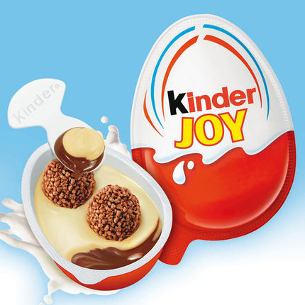 Kinder Joy Chocolate with Surprise 20g