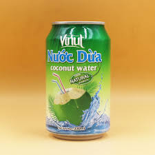 Vinut Coconut Water 100% Natural 330ml