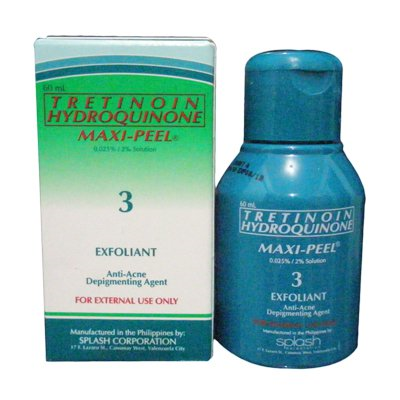 Maxi-Peel #3 Exfoliant Advance 60ml